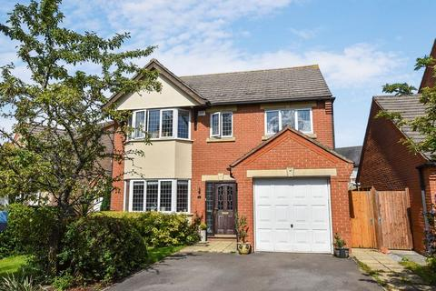 4 bedroom detached house for sale - Saffron Close, Bicester