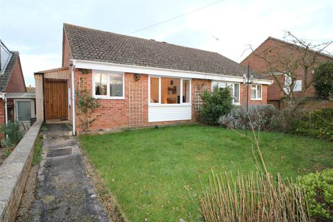 2 bedroom semi-detached bungalow to rent - The Crofts, Newent