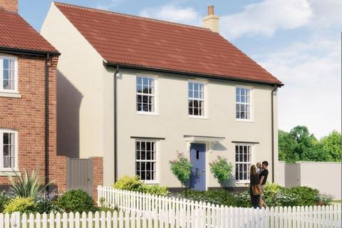 3 bedroom detached house for sale - HELP TO BUY AVAILABLE - Detached House With Garage & Southerly Garden
