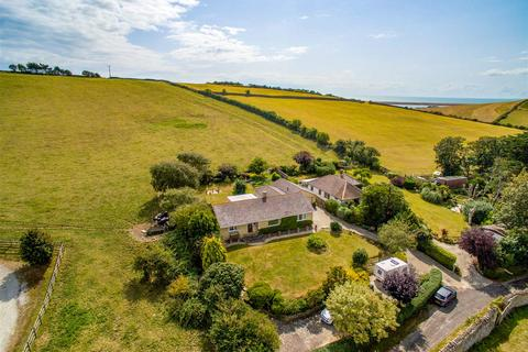 4 bedroom bungalow for sale - Stunning Views, Langton Herring