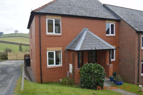 2 bedroom terraced house to rent - 13, Heather Close, Llanllwchaiarn, Newtown, Powys, SY16