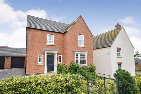 4 bedroom detached house for sale - Kibworth Harcourt