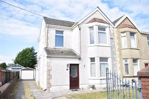 3 bedroom semi-detached house for sale - Castle Street, Loughor