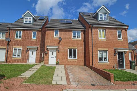 3 bedroom semi-detached house for sale - Williston Close, Newcastle Upon Tyne