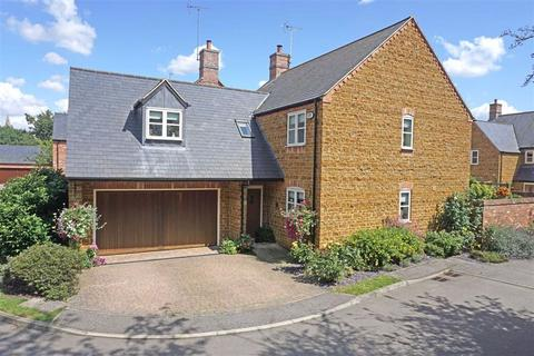 4 bedroom detached house for sale - Home Close, Great Easton, Market Harborough