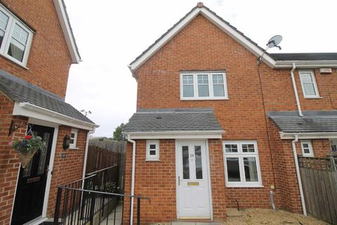 2 bedroom end of terrace house for sale - Galloway Road, Pelaw