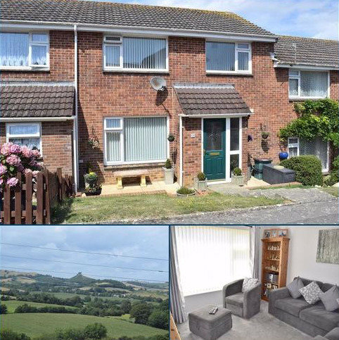 3 bedroom terraced house for sale - Vearse Close, Bridport, Dorset, DT6
