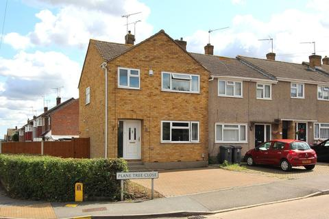 3 bedroom end of terrace house for sale - Plane Tree Close, Chelmsford, Essex, CM2