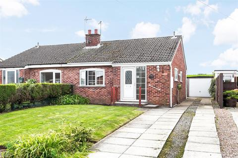 2 bedroom bungalow for sale - Moorfield Way, Wilberfoss, York, YO41 5PN