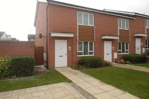 2 bedroom semi-detached house to rent - Watkin Road, Leicester LE2