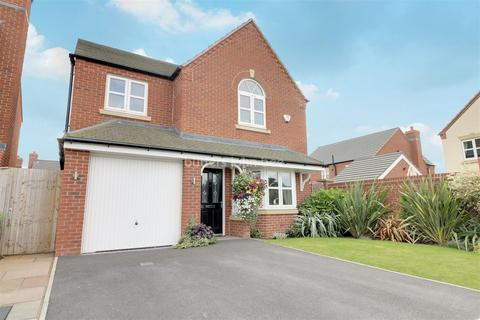4 bedroom detached house for sale - Whatcroft Way