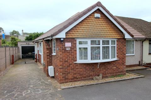 2 bedroom semi-detached bungalow for sale - Cheveral Avenue, Radford, Coventry, West Midlands. CV6 3EG