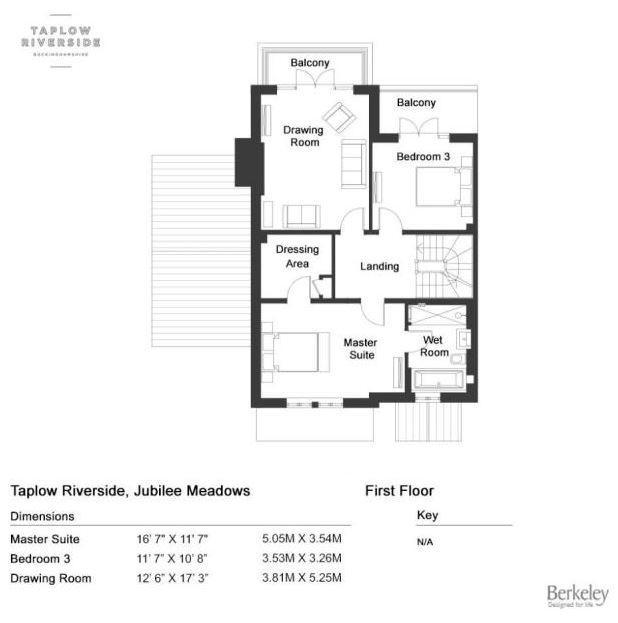 Floorplan 2 of 3: First