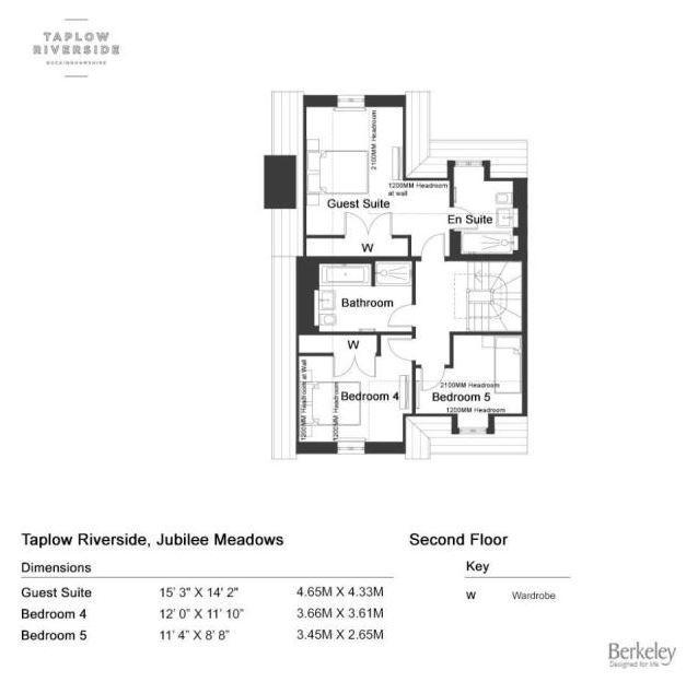 Floorplan 3 of 3: Second