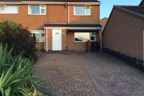 3 bedroom semi-detached house to rent - Swale Close, Melton Mowbray, Melton Mowbray, LE130UY