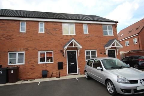 2 bedroom terraced house for sale - Performance Way, Melton Mowbray, LE13