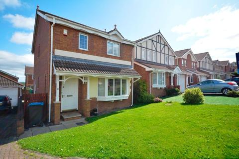 4 bedroom detached house for sale - Hedley Court, Bearpark, DH7
