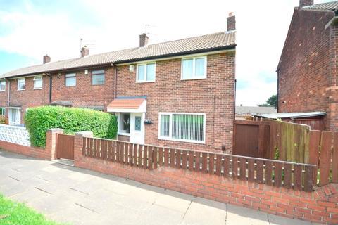 3 bedroom end of terrace house for sale - Donside, Gateshead, NE10