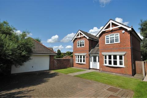 4 bedroom detached house for sale - Blackley Close, Tytherington