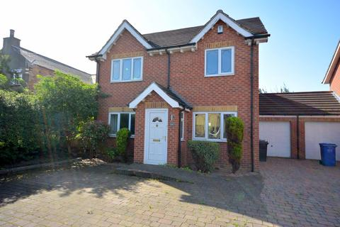 4 bedroom detached house for sale - Netherthorpe, Staveley, Chesterfield, S43 3PU