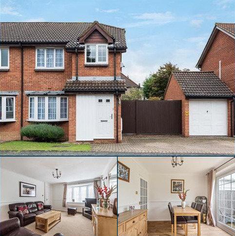 3 bedroom semi-detached house for sale - Burrell Close Croydon CR0