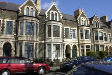 2 bedroom flat to rent - Plasturton Gardens, Pontcanna, CARDIFF, South Glamorgan