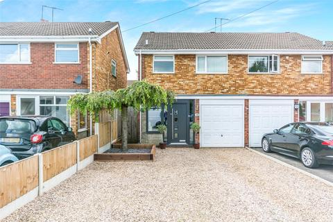 3 bedroom semi-detached house for sale - Harnall Close, Shirley, Solihull, West Midlands, B90
