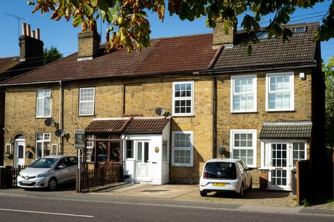 2 bedroom terraced house for sale - Farm Hill Road, Waltham Abbey, EN9 1NE - Boasting Character, 60ft Garden and Driveway