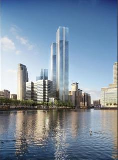 3 bedroom flat for sale - Valiant Tower, South Quay Plaza, Canary Wharf E14