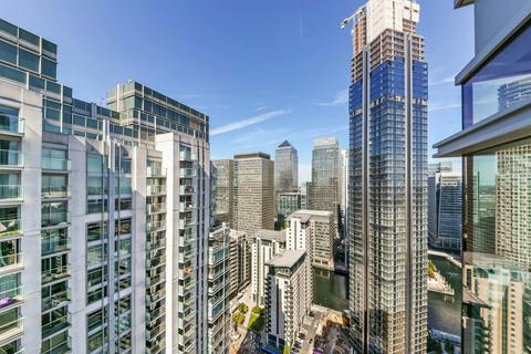 2 bedroom flat for sale - Valiant Tower, South Quay Plaza, Canary Wharf E14