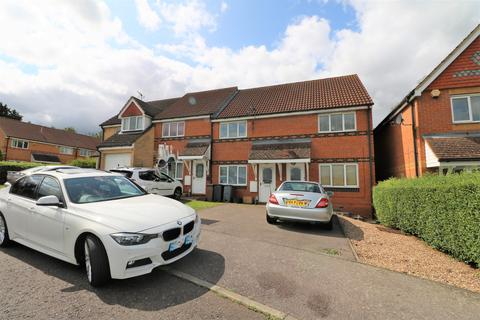 2 bedroom terraced house to rent - Collingwood Close, Luton LU4