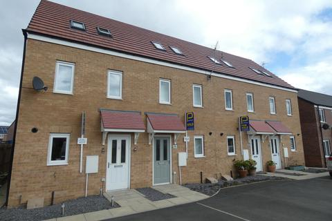 3 bedroom townhouse to rent - Garcia Drive, Ashington, Northumberland, NE63 9HF