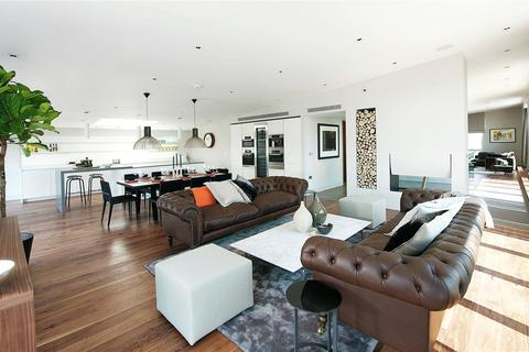 3 bedroom penthouse to rent - Kara Court, 15 Seven Sea Gardens, London, E3