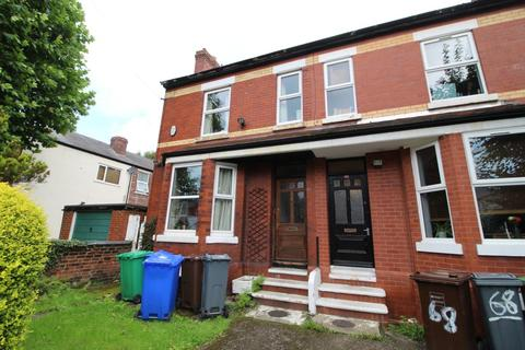4 bedroom end of terrace house to rent - Ashford Road, Withington, M20