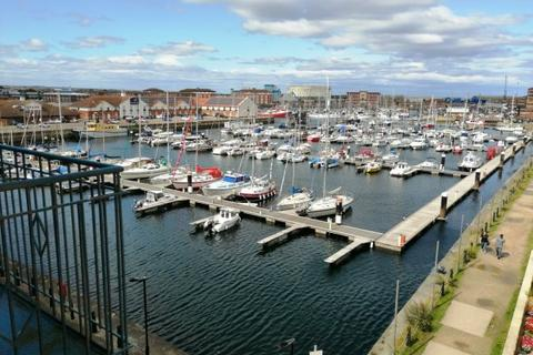 2 bedroom flat for sale - KEEL HOUSE, MARINA, HARTLEPOOL