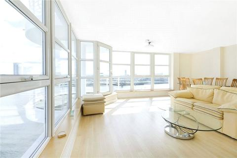 2 bedroom apartment to rent - Pierhead Lock, Manchester Road, Canary Wharf, London, E14