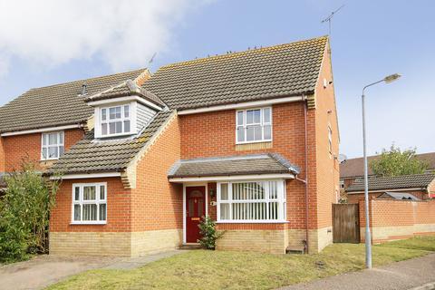 4 bedroom detached house for sale - Attlee Way, Dereham