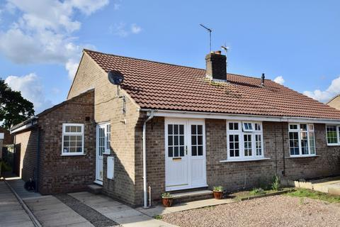 3 bedroom semi-detached bungalow for sale - St. Oswald's Close, Wilberfoss