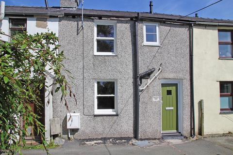 1 bedroom terraced house for sale - Cae Chwarel, Rachub, North Wales