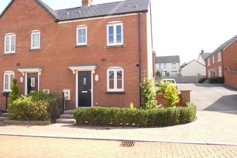 3 bedroom semi-detached house to rent - Gerddi'r Briallu, Parc Derwen , Coity, Bridgend County Borough, CF35 6FR