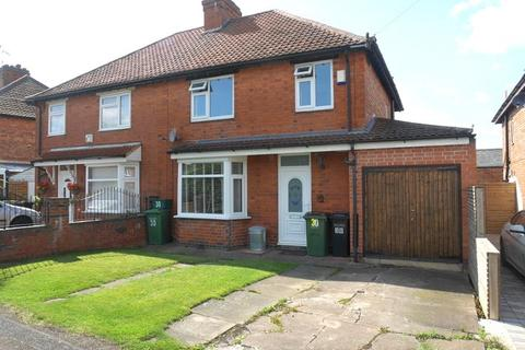 3 bedroom semi-detached house to rent - Grosvenor Crescent, Leicester, Oadby, LE2 5FP