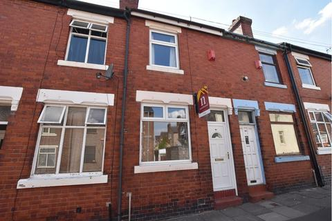 2 bedroom terraced house for sale - 93 Langley Street, Basford, Stoke on Trent, ST4 6EA