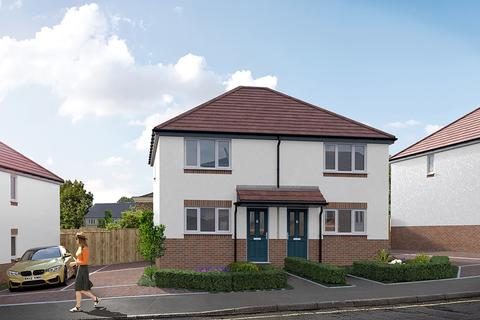 2 bedroom semi-detached house for sale - The Carsington, Thornfield Mews, Chesterfield