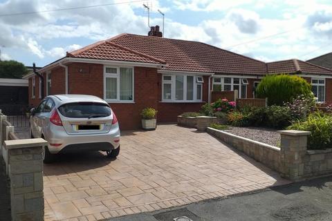 3 bedroom semi-detached bungalow for sale - Arderne Avenue, Crewe