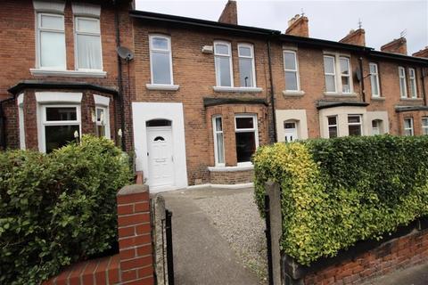 4 bedroom terraced house to rent - Meldon Terrace, Heaton, Newcastle Upon Tyne, NE6 5XQ