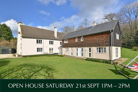5 bedroom detached house for sale - Whitestone, Exeter