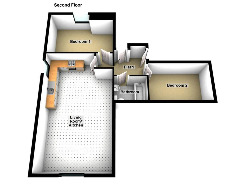 Floorplan: Floor Plan   Second