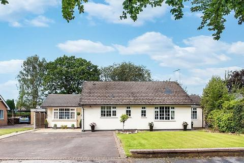4 bedroom detached bungalow for sale - Sandbach Road, West Heath, Congleton
