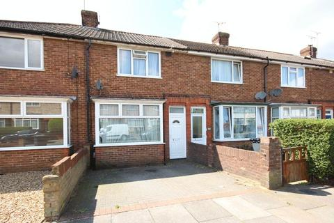2 bedroom terraced house for sale - 2 bed extended with driveway and garage...NO CHAIN....Putteridge