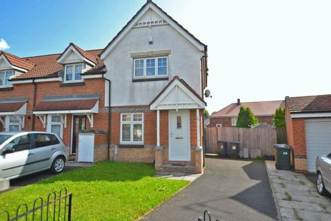 2 bedroom terraced house for sale - Oakham Gardens, North Shields
